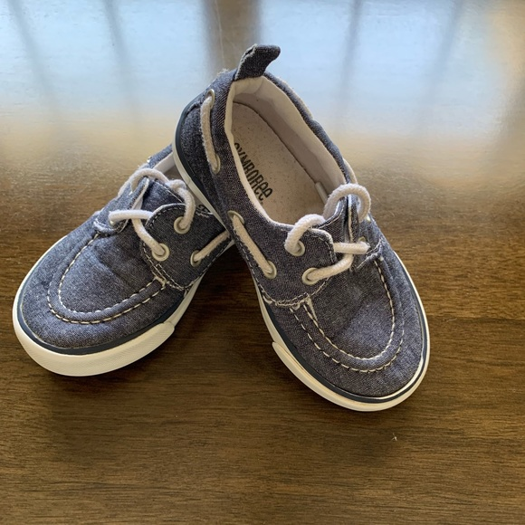 NWT Gymboree Boys Brown Bear Sneakers Shoes Toddler 7